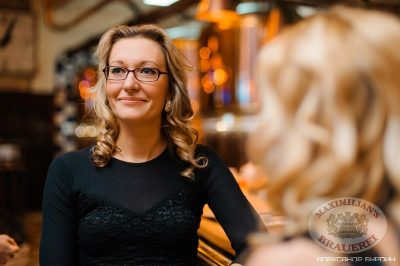 Конкурс «Мисс Максимилианс 2013». Финал. 29 ноября 2013 - Ресторан «Максимилианс» Челябинск - 07