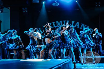 Конкурс «Мисс Максимилианс 2013». Финал. 29 ноября 2013 - Ресторан «Максимилианс» Челябинск - 22