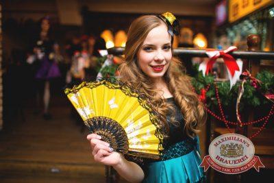 Встреча нового 2015 года в «Максимилианс»: Новогодний Moulin Rouge, 1 января 2015 - Ресторан «Максимилианс» Челябинск - 26