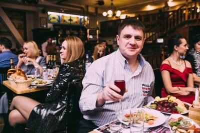 Новый год 2020: Bohemia Night, 1 января 2020 - Ресторан «Максимилианс» Челябинск - 61