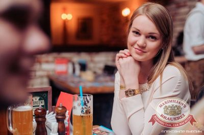 Александр Незлобин, 19 марта 2015 - Ресторан «Максимилианс» Челябинск - 04