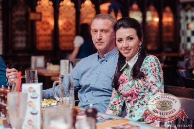 Александр Незлобин, 19 марта 2015 - Ресторан «Максимилианс» Челябинск - 08