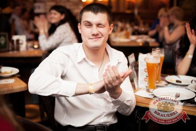 Константин Никольский, 2 апреля 2015 - Ресторан «Максимилианс» Челябинск - 30