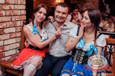 Открытие 205-го фестиваля живого пива «Октоберфест-2015», 18 сентября 2015 - Ресторан «Максимилианс» Челябинск - 07