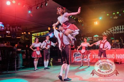 Открытие 205-го фестиваля живого пива «Октоберфест-2015», 18 сентября 2015 - Ресторан «Максимилианс» Челябинск - 13