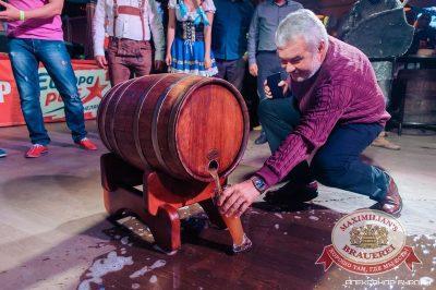 Открытие 205-го фестиваля живого пива «Октоберфест-2015», 18 сентября 2015 - Ресторан «Максимилианс» Челябинск - 14