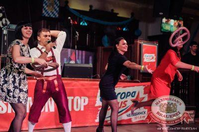 Открытие 205-го фестиваля живого пива «Октоберфест-2015», 18 сентября 2015 - Ресторан «Максимилианс» Челябинск - 27