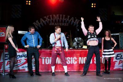 Октоберфест: Фестивальный уикенд. Выиграй тонну пива! 2 октября 2015 - Ресторан «Максимилианс» Челябинск - 13