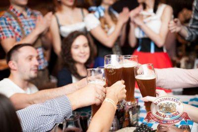 Октоберфест: Фестивальный уикенд. Выиграй тонну пива! 25 сентября 2015 - Ресторан «Максимилианс» Челябинск - 09
