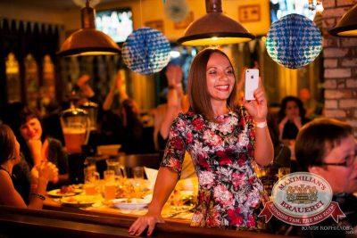 Октоберфест: Фестивальный уикенд. Выиграй тонну пива! 25 сентября 2015 - Ресторан «Максимилианс» Челябинск - 13