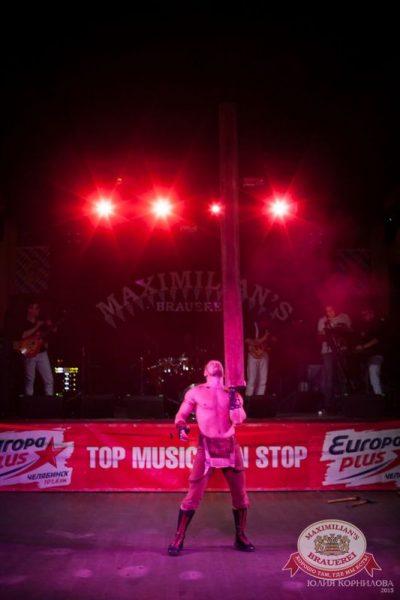 Октоберфест: Фестивальный уикенд. Выиграй тонну пива! 25 сентября 2015 - Ресторан «Максимилианс» Челябинск - 15
