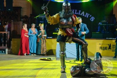 Октобер Рок-фест, 21 сентября 2013 - Ресторан «Максимилианс» Челябинск - 02