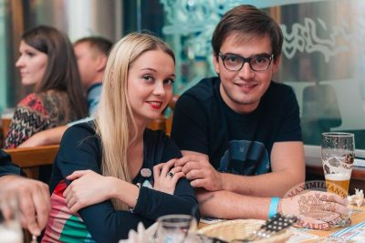 Октобер Рок-фест, 21 сентября 2013 - Ресторан «Максимилианс» Челябинск - 22