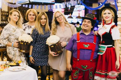 «Октоберфест-2018»: открытие. Выбор пивной столицы, 21 сентября 2018 - Ресторан «Максимилианс» Челябинск - 47