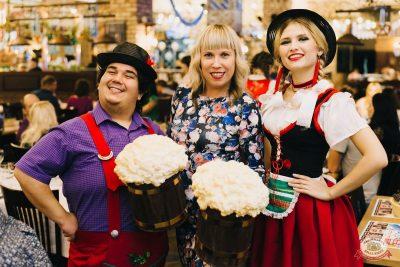 «Октоберфест-2018»: открытие. Выбор пивной столицы, 21 сентября 2018 - Ресторан «Максимилианс» Челябинск - 6