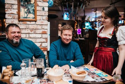 «Октоберфест-2019»: Бир Кинг, 2 октября 2019 - Ресторан «Максимилианс» Челябинск - 23