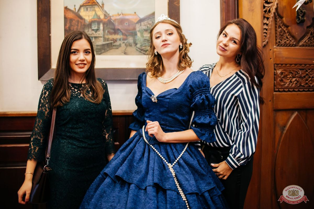 «Октоберфест-2019»: выбор Короля и Королевы (второй тур), 28 сентября 2019 - Ресторан «Максимилианс» Челябинск - 2