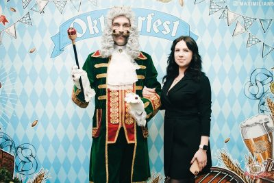 «Октоберфест-2021»: выбор Короля и Королевы (второй тур), 25 сентября 2021 - Ресторан «Максимилианс» Челябинск - 1