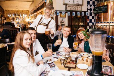 «Октоберфест-2021»: выбор пивной столицы и День именинника, 24 сентября 2021 - Ресторан «Максимилианс» Челябинск - 13