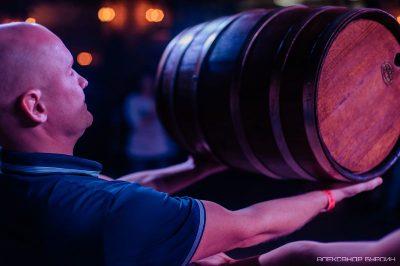 Закрытие 205-го фестиваля живого пива «Октоберфест-2015». Специальный гость — группа «Fruktы», 3 октября 2015 - Ресторан «Максимилианс» Челябинск - 09