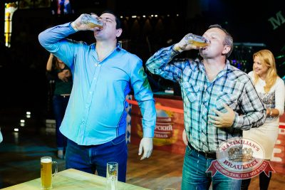 Открытие 204-го фестиваля живого пива «Октоберфест», 19 сентября 2014 - Ресторан «Максимилианс» Челябинск - 17