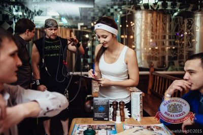 Оздоровительные вечеринки в «Максимилианс», 3 января 2015 - Ресторан «Максимилианс» Челябинск - 06
