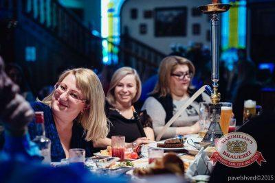 Оздоровительные вечеринки в «Максимилианс», 3 января 2015 - Ресторан «Максимилианс» Челябинск - 13