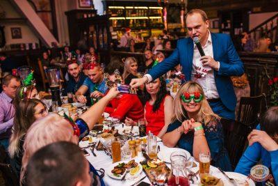 Письмо Деду Морозу: репетиция Нового года, 7 декабря 2018 - Ресторан «Максимилианс» Челябинск - 5