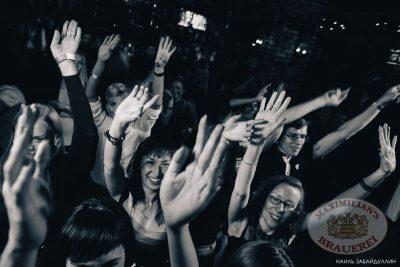 Полина Гагарина на Пивных «Олимпийских» играх, 26 сентября 2013 - Ресторан «Максимилианс» Челябинск - 02