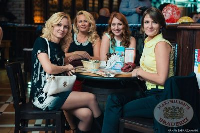 Полина Гагарина на Пивных «Олимпийских» играх, 26 сентября 2013 - Ресторан «Максимилианс» Челябинск - 07