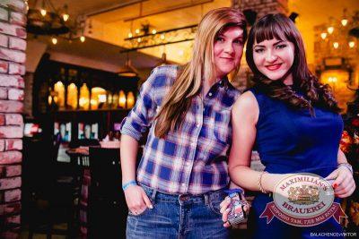 Презентация Premium Maximilian's Vodka, 20 февраля 2015 - Ресторан «Максимилианс» Челябинск - 27