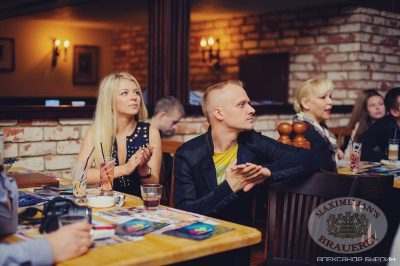 Новогодний этап Премии «Призвание — артист», 28 октября 2013 - Ресторан «Максимилианс» Челябинск - 12