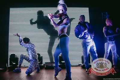 Quest Pistols: Club Show, 18 июня 2015 - Ресторан «Максимилианс» Челябинск - 02