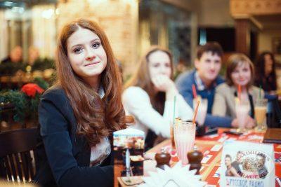 «Родник талантов», финал. 14 декабря 2013 - Ресторан «Максимилианс» Челябинск - 07