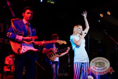 Октобер рок-фест, 27 сентября 2014 - Ресторан «Максимилианс» Челябинск - 03