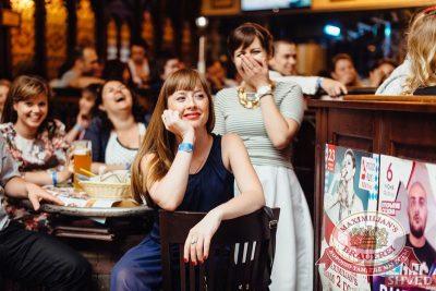 Comedy Club: Руслан Белый, 5 июня 2015 - Ресторан «Максимилианс» Челябинск - 14