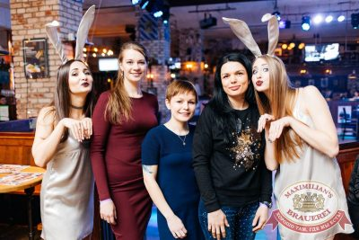Super ПЯТНИЦА, 2 марта 2018 - Ресторан «Максимилианс» Челябинск - 82