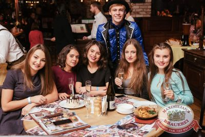 Super ПЯТНИЦА, 3 ноября 2017 - Ресторан «Максимилианс» Челябинск - 35