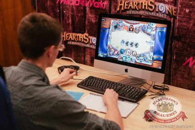 Турнир по «Hearthstone: Heroes of Warcraft», 17 апреля 2016 - Ресторан «Максимилианс» Челябинск - 01