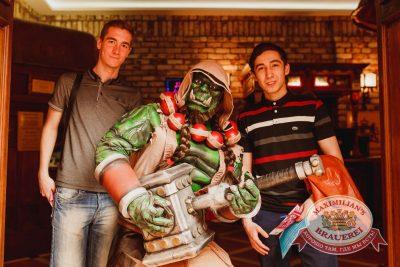 Турнир по «Hearthstone: Heroes of Warcraft», 17 апреля 2016 - Ресторан «Максимилианс» Челябинск - 08
