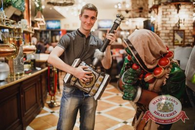 Турнир по «Hearthstone: Heroes of Warcraft», 17 апреля 2016 - Ресторан «Максимилианс» Челябинск - 10