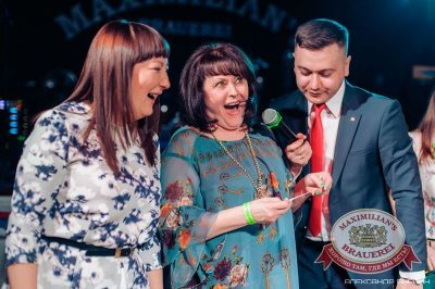 Нешуточная среда, 1 апреля 2015 - Ресторан «Максимилианс» Челябинск - 18