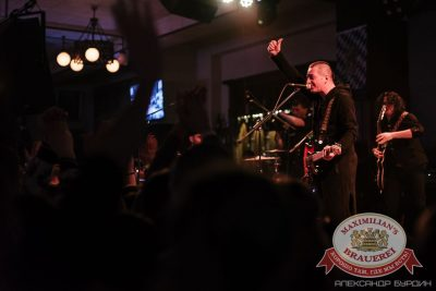 Вадим Самойлов, «Агата Кристи: все хиты», 24 апреля 2016 - Ресторан «Максимилианс» Челябинск - 10
