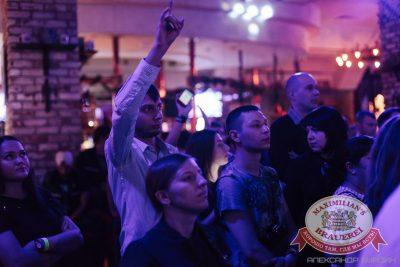 Вадим Самойлов, «Агата Кристи: все хиты», 24 апреля 2016 - Ресторан «Максимилианс» Челябинск - 12