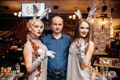 Вечеринка «Русского Радио» «Для своих», 11 января 2020 - Ресторан «Максимилианс» Челябинск - 35