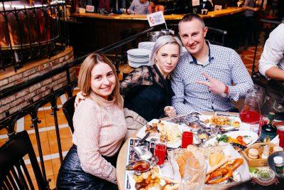 Вечеринка «Русского Радио» «Для своих»: вечер встречи выпускников, 1 февраля 2020 - Ресторан «Максимилианс» Челябинск - 49