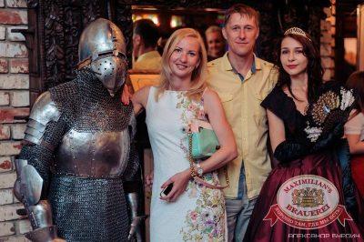 День рождения «Максимилианс»: нам 2 года! Специальный гость: Вера Брежнева, 23 июля 2015 - Ресторан «Максимилианс» Челябинск - 08