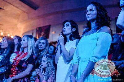 День рождения «Максимилианс»: нам 2 года! Специальный гость: Вера Брежнева, 23 июля 2015 - Ресторан «Максимилианс» Челябинск - 11