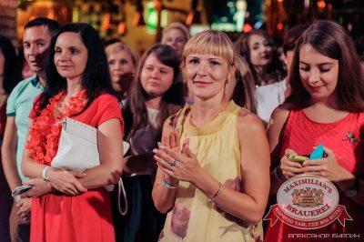 День рождения «Максимилианс»: нам 2 года! Специальный гость: Вера Брежнева, 23 июля 2015 - Ресторан «Максимилианс» Челябинск - 19