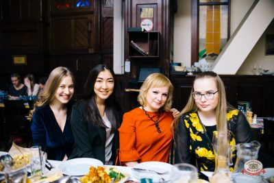 Международный женский день, 7 марта 2019 - Ресторан «Максимилианс» Челябинск - 0033